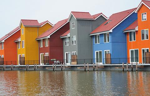 Vinex on site architectuur lokaal for Wijk in rotterdam