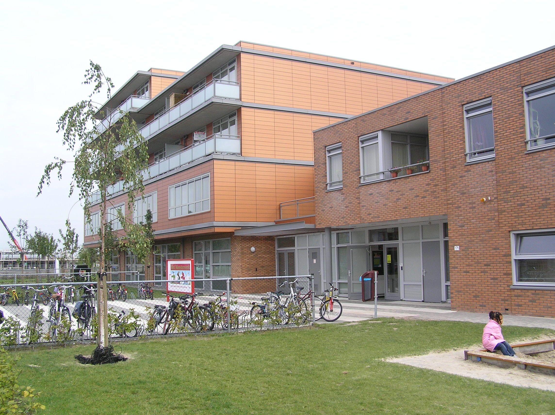 Brede school het meesterwerk svp stedenbouw en architectuur