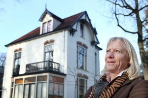 Chris Vanderheyden stadsbouwmeester Hilversum. Foto Kastemans