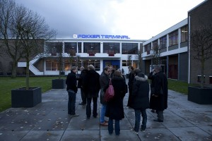 Fokker Terminal Den Haag. Foto Architectuur Lokaal