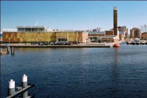 Caballerofabriek, Den Haag. Foto Scagliola Brakkee