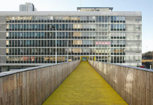 Schieblock, Rotterdam. Schieblock, Rotterdam. Foto © 2012 <em> Bart van Damme</em>