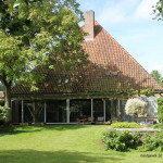 Stolp van Tjeerd Dijkstra in Edam