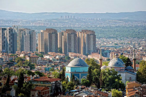 Bursa. Foto Bülent