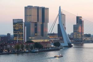 De Rotterdam. Foto © Ossip van Duivenbode Rotterdam Image Bank