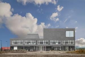 Integraal Kind Centrum Zeeburgereiland. Ontwerp: Studioninedots, foto: Peter Cuypers