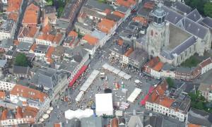 140627 Bergen op Zoom De Grote Markt