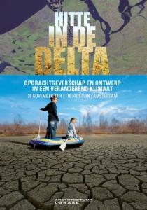 Omslag Hitte in de delta