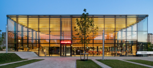 Erasmus Paviljoen. Foto: PowerHouse Company