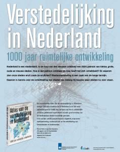 Atlas verstedelijking in Nederland