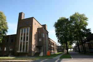 Industriepark Kleefse Waard Arnhem gebouw HB Foto: Suzanne Valkenburg