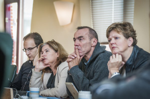 Het College van Gilze en Rijen luistert naar Master Dirk Sijmons
