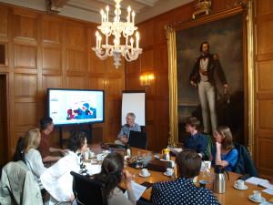 Atelier Omgevingsvisie Fryslân van start in Leeuwarden