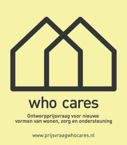 WHO CARES (geel)