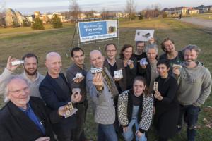 tiny Housing, deelnemers project Homeruskwartier