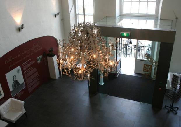 Bartholomeus Gasthuis, Utrecht. Foto Architectuur Lokaal