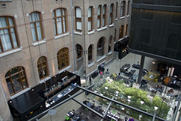 Conservatorium hotel. Foto Architectuur Lokaal