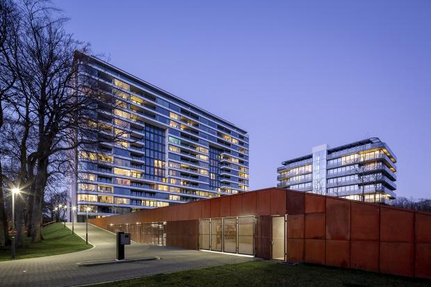 Park Hoog Oostduin, Den HaagTransformatie